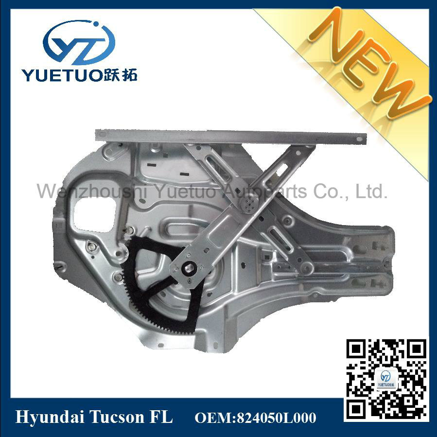 Car Accessories Power Window Lifter for Hyundai 824050L000, 824060L000
