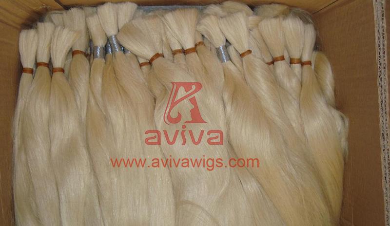 Virgin Natural Human Hair Extension