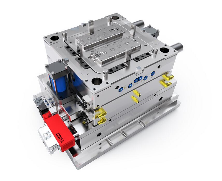 China 2017 Professional Plastic Injection Mold