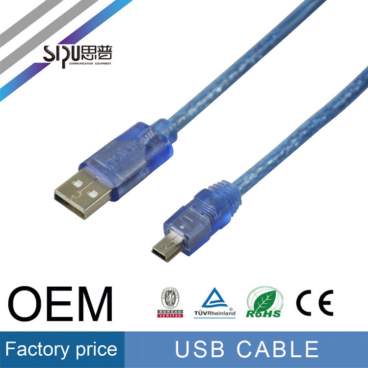 Sipu USB 2.0 Extension Cable Male to Female for Computer
