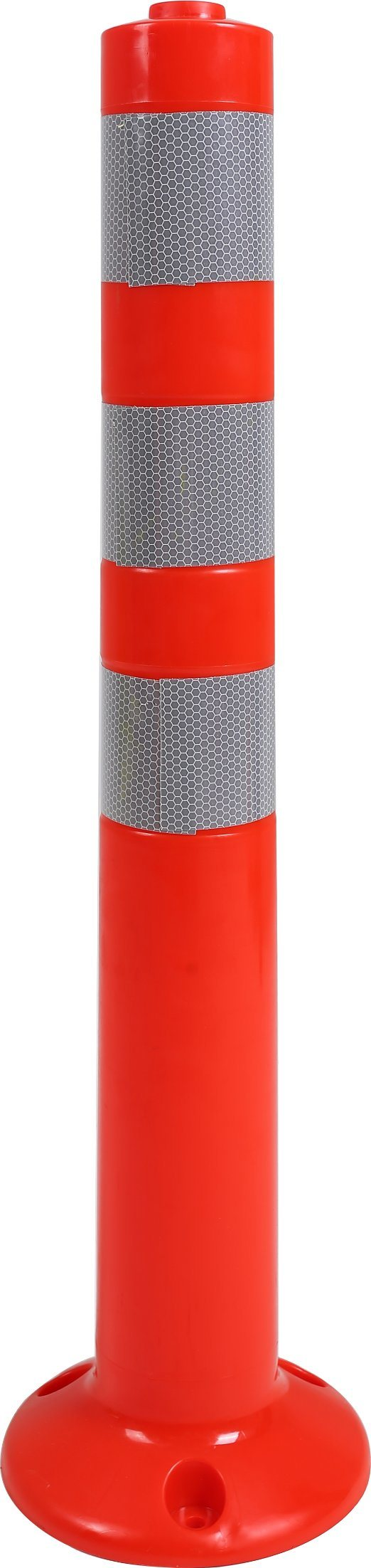 High-Luminance Reasonable Price 750mm PVC Warning Post