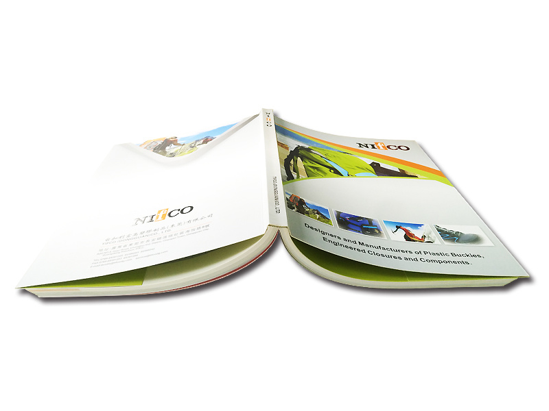 Hot Sale Custom Product Catalogue/Brochure Printing