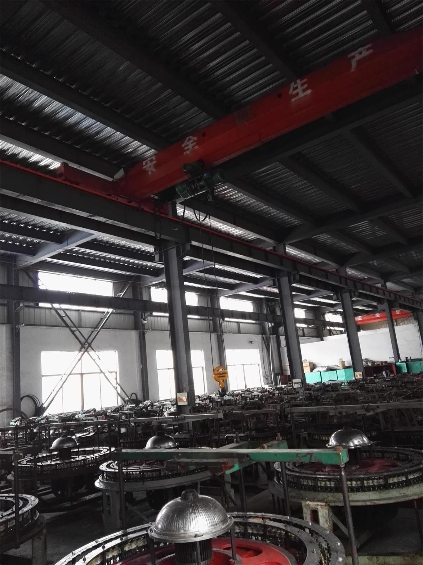 96 Spindle Lace Weaving Machine