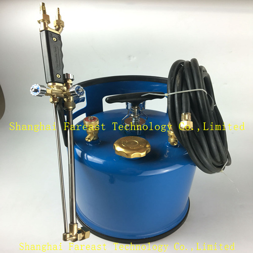 Handhold Oxy Gasoline Cutting Tool