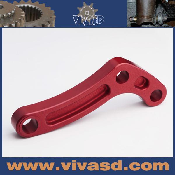 High Precision Auto Metal Machine Part Bras CNC Machining Parts