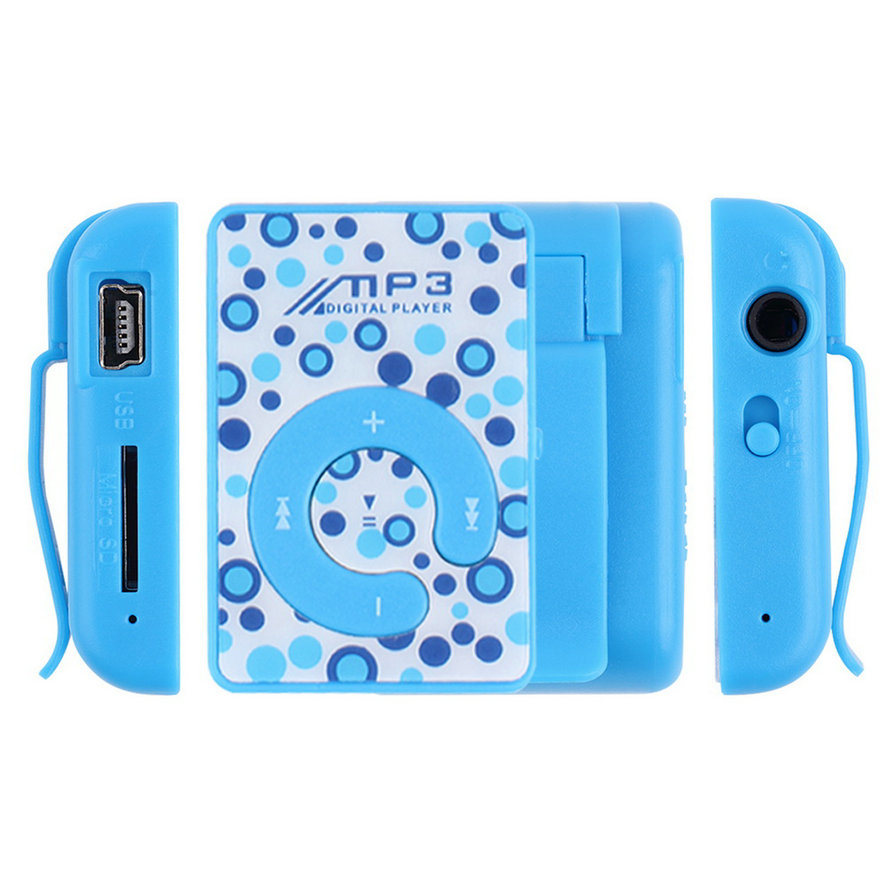 Hot Selling MP3 Player with Customized Logo Printing