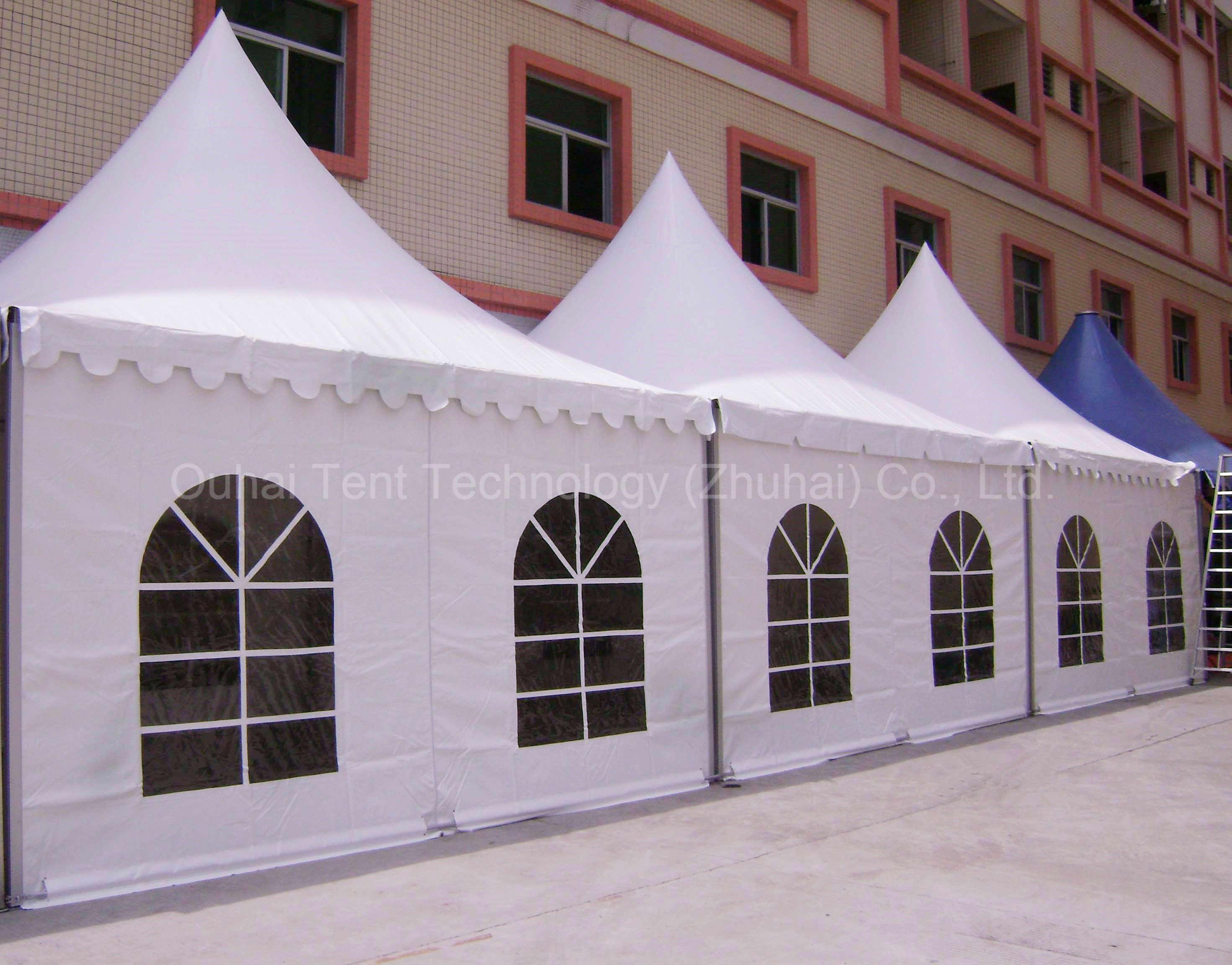 5m X 5m Top Quality Pagoda Tent Gazebo Marquee