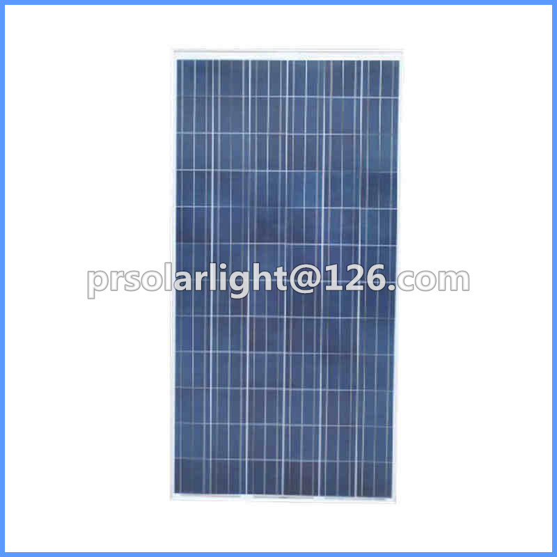 70W High Efficiency Poly Renewable Energy Saving Photovoltaic Panel