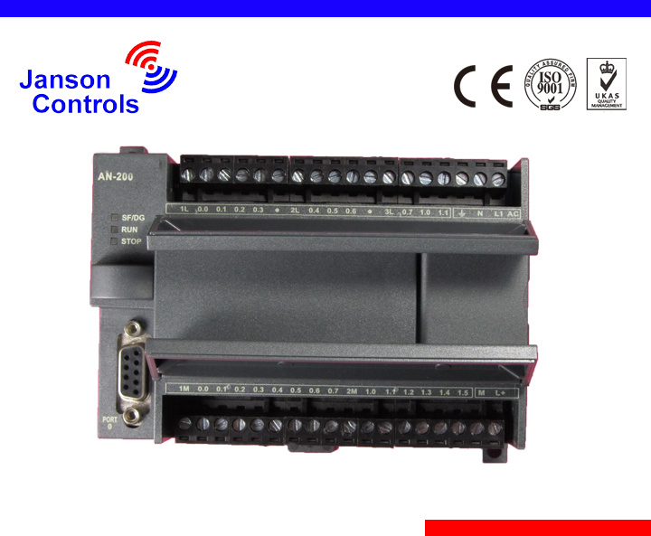 China Factory Programmable Logic Controller, PLC with Simens CPU