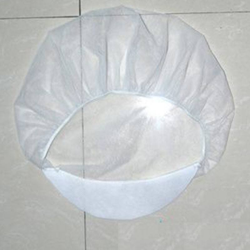 Non-Woven/SMS/Surgical/PP/Mop/Crimped/Pleated/Strip/Medical Disposable Snood Cap