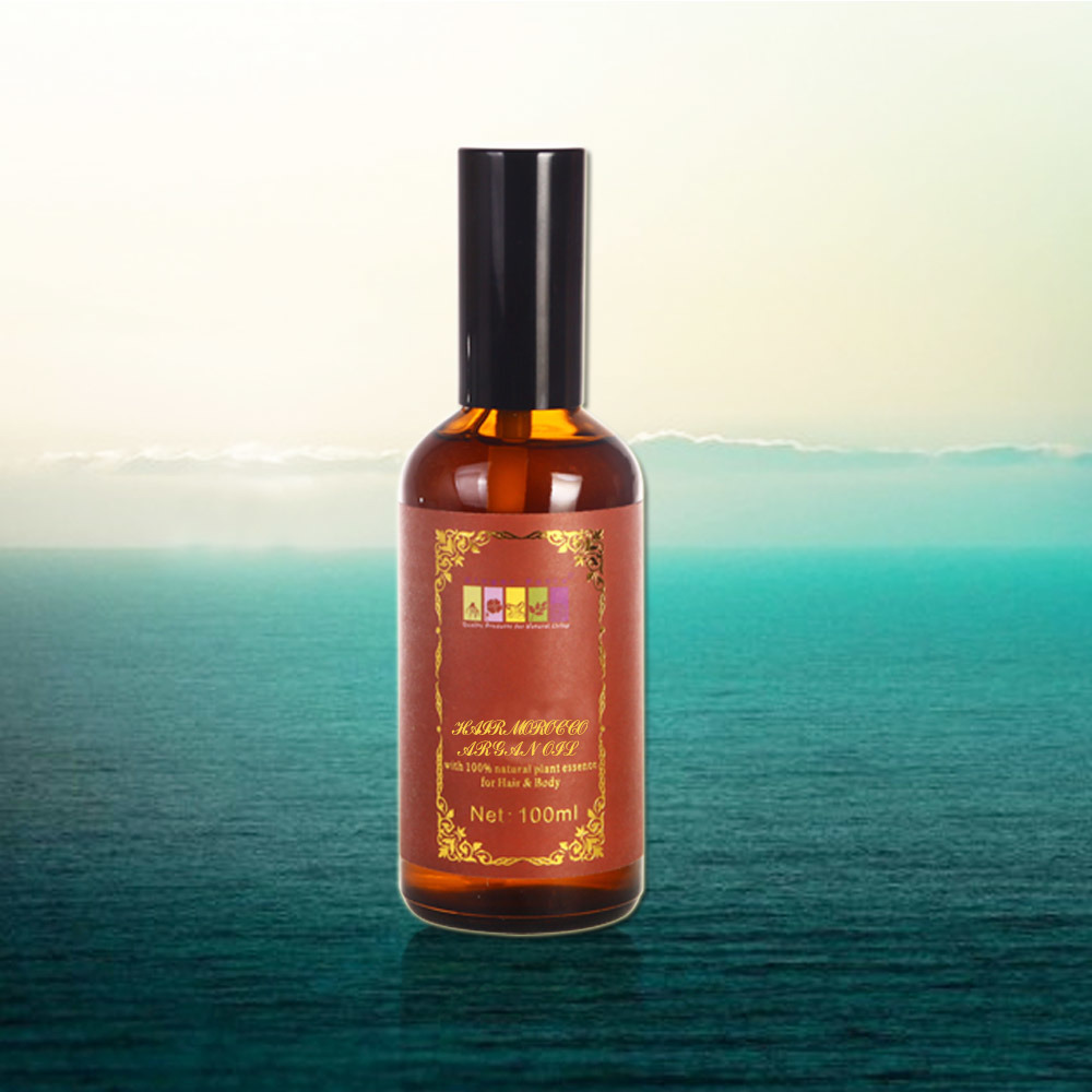 100ml Hair Care Morocco Argan Oil with Best Quality