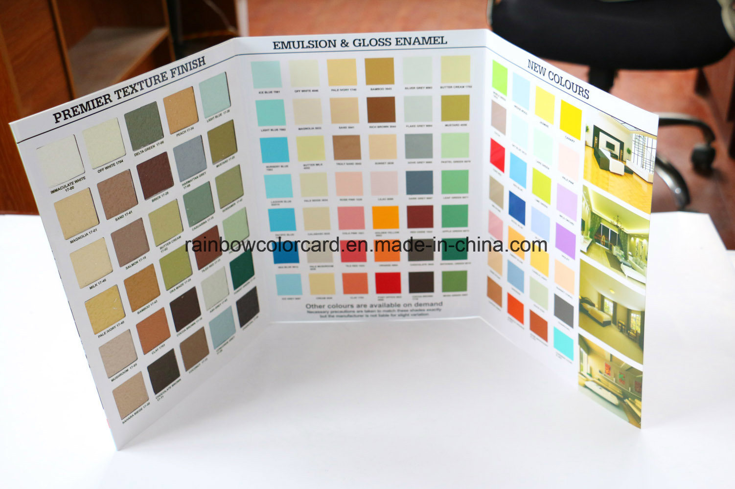 Special Texture Colour Paper Card