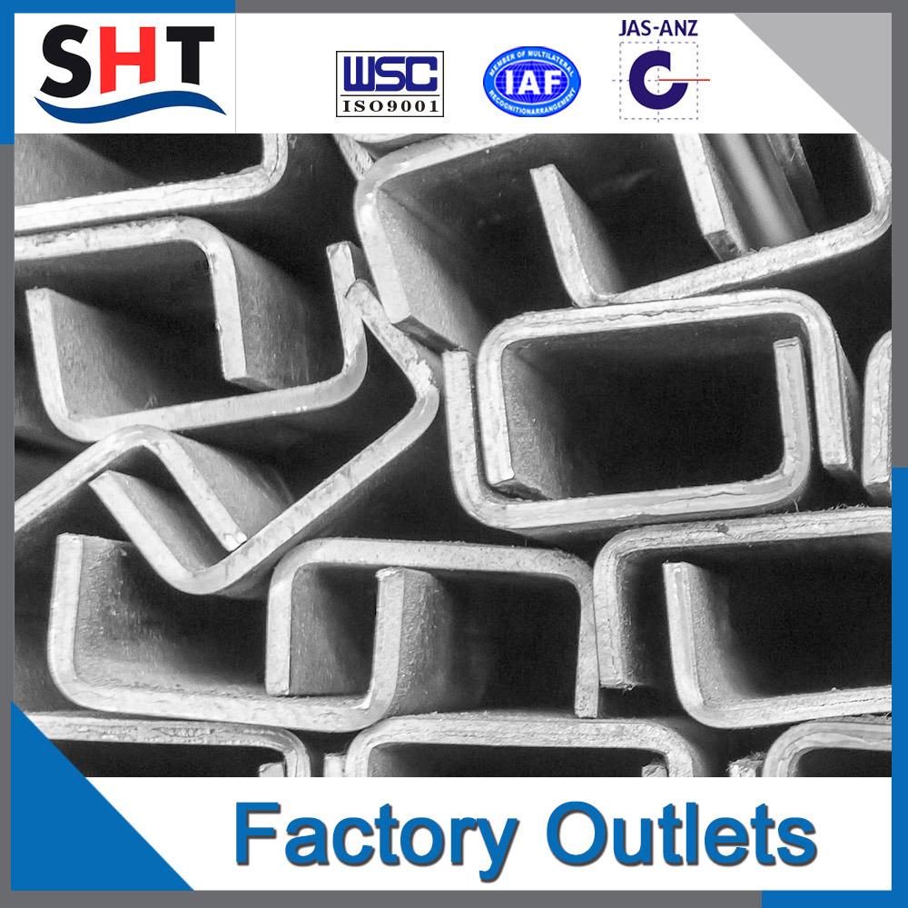 Cold Rolled Steel Channel Bar/U-Bar/U Steel Price