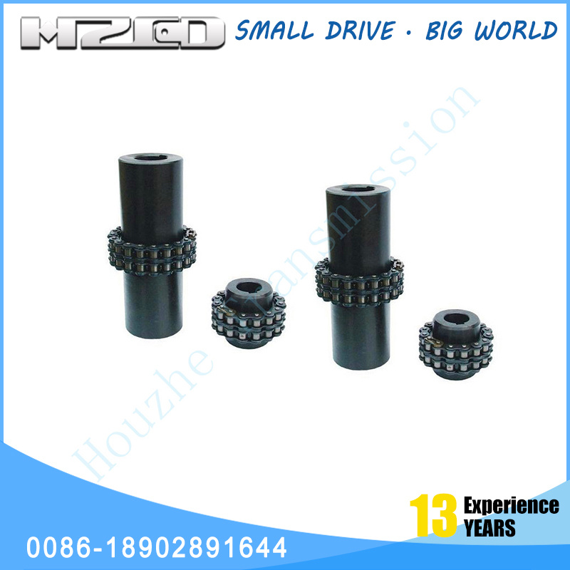 Hzcd Gl Roller Chain Universal Joint Cross Coupling