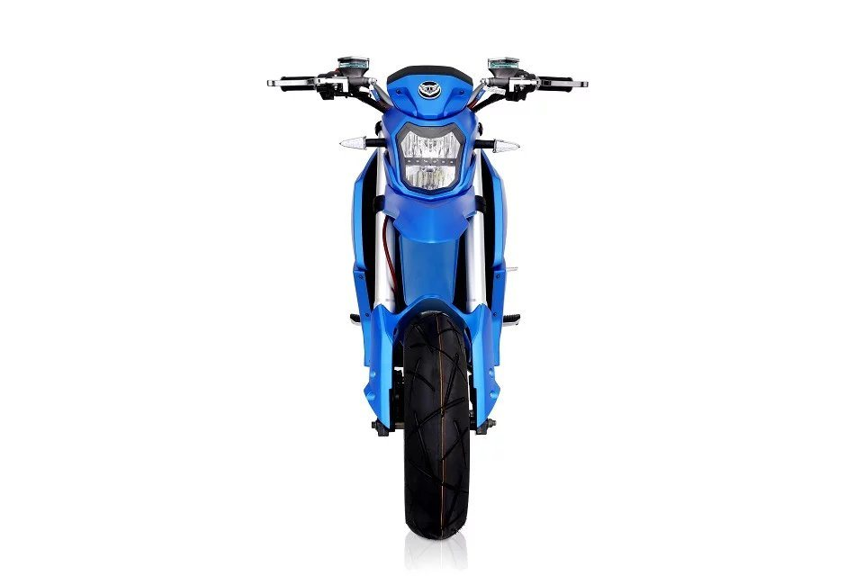 Hot Selling Electric Racing Motorcycle M5-B