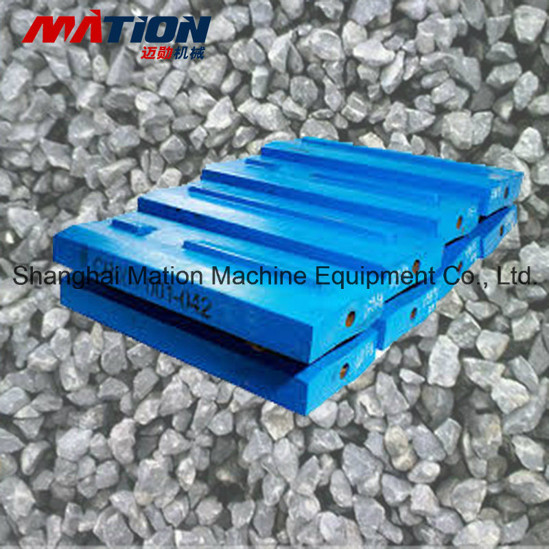 PF Series Impact Crusher High Chrome Iron Casting Blow Bar