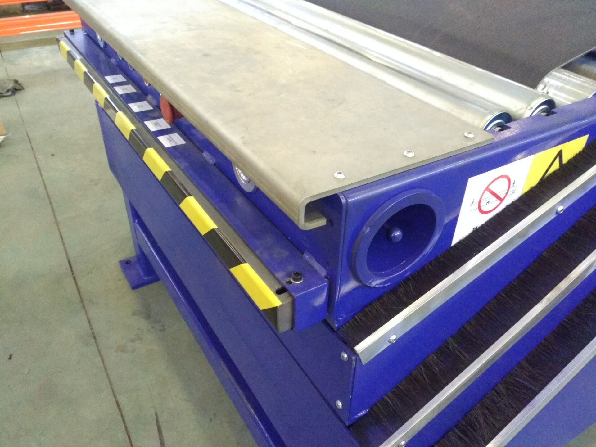 Telescopic Boom Belt Conveyor/ Truck Loading Expendable Conveyor