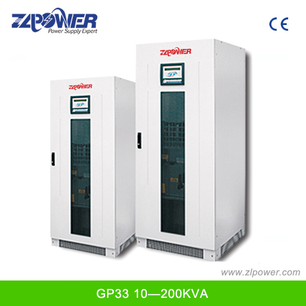 10kVA~200kVA 3phase IGBT Low Frequency Online UPS