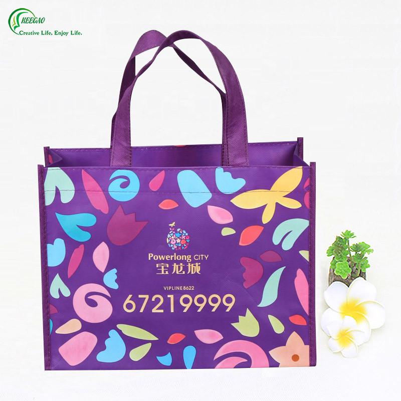 Non Woven Shopping Bag Manufacturer (KG-PN001)