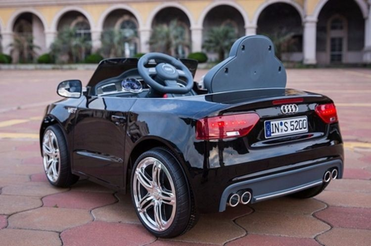 1561108 audi s5 coupe kids ride on car children electric toys cars 6v and 12v
