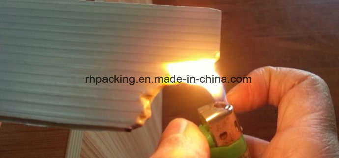 Fire Flame Corrugated PP Sheet/Flute Board/Corrugated Plastic Board Manufacturer for Protection