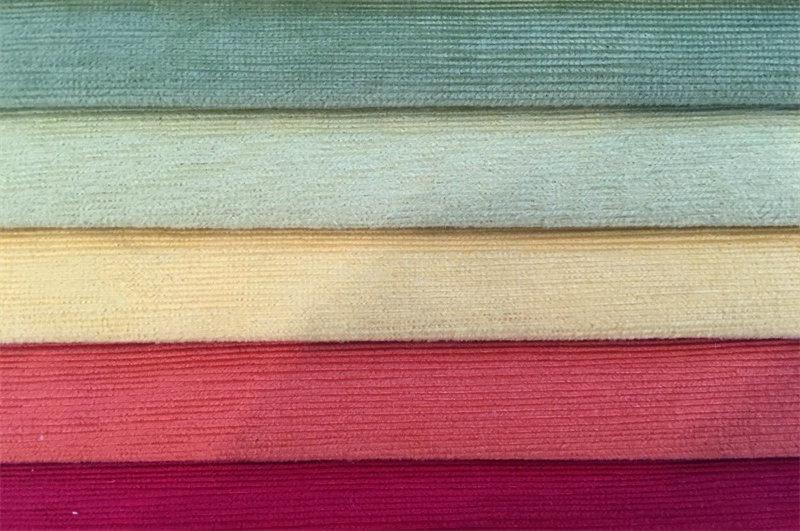Embossed Velvet 100% Polyester Textile Fabric (EDM5126)