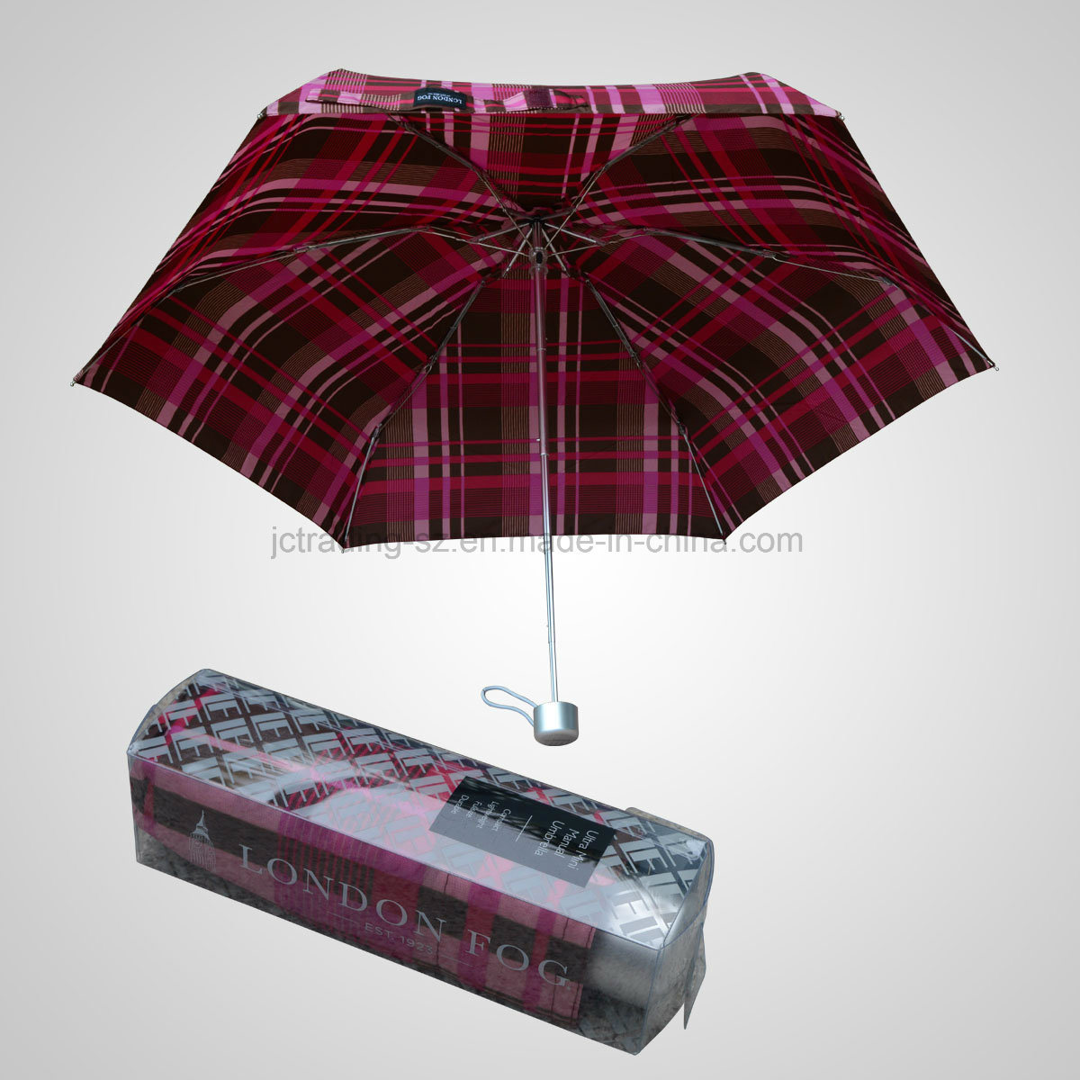 5 Folding Manual Mini Lady Umbrella Rain/Sun Umbrella (JF-MLF501)