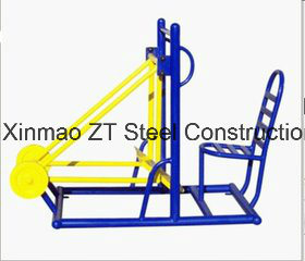 Treadmill in Outdoor Fitting Equipment with Good Quality and Model Style