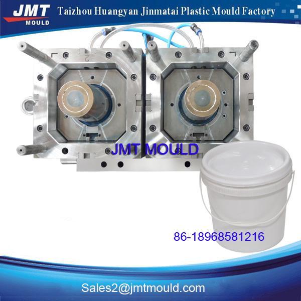 Plastic Pail Mould with Lid
