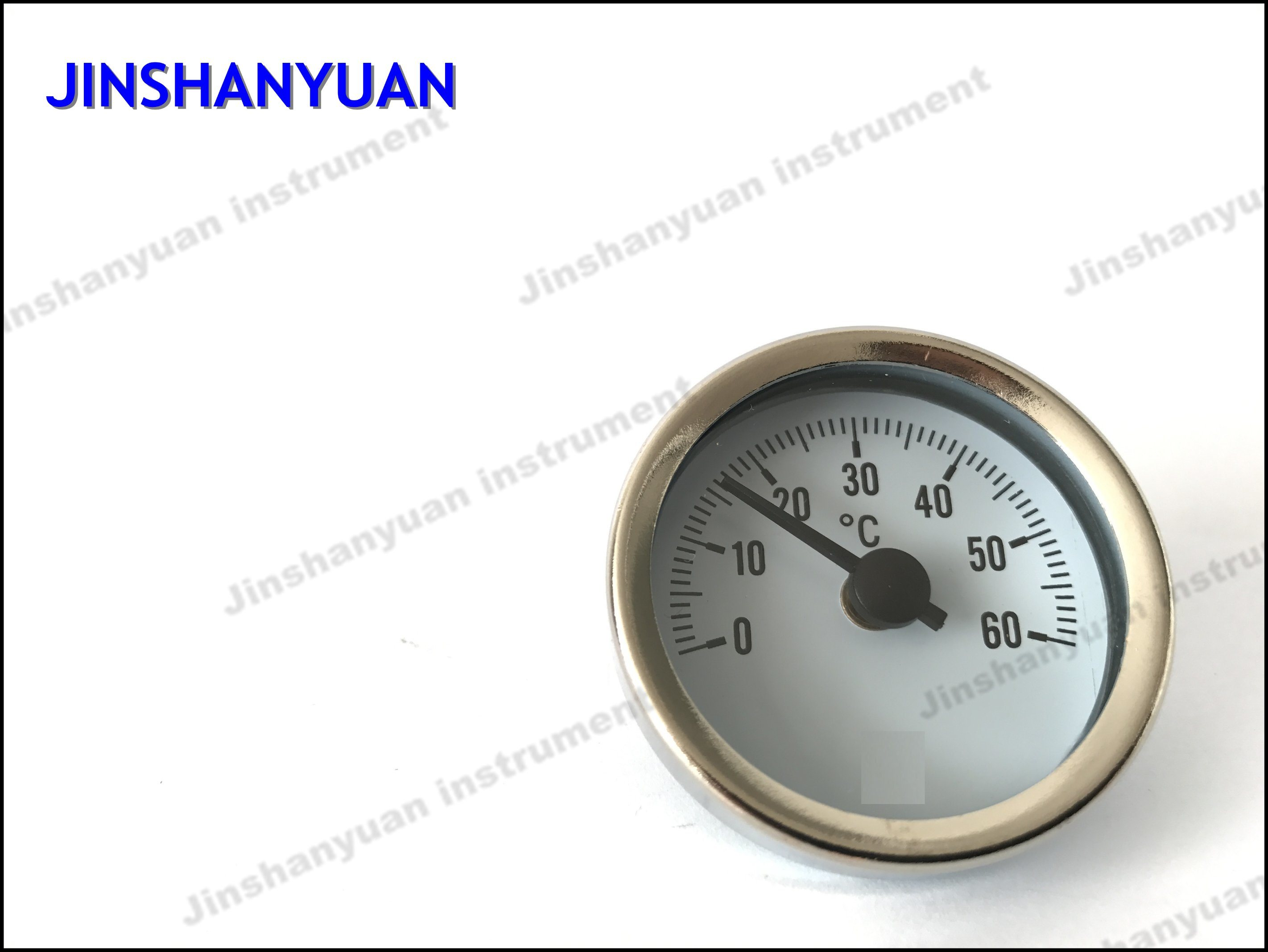 Bt-006 Stainless Steel Bimetal Thermometer/Water Temperature Thermometer