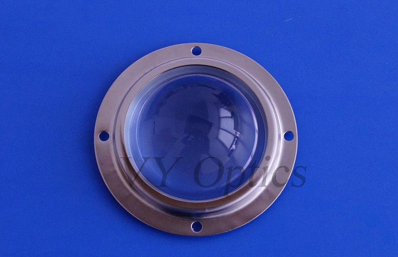 High Power LED Glass Lens for Roadway Lighting Instrument From China