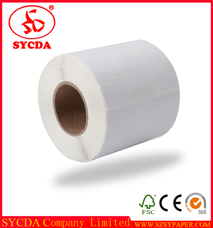 Cast Coated Good Funtion Thermal Self Adhesive Label Paper
