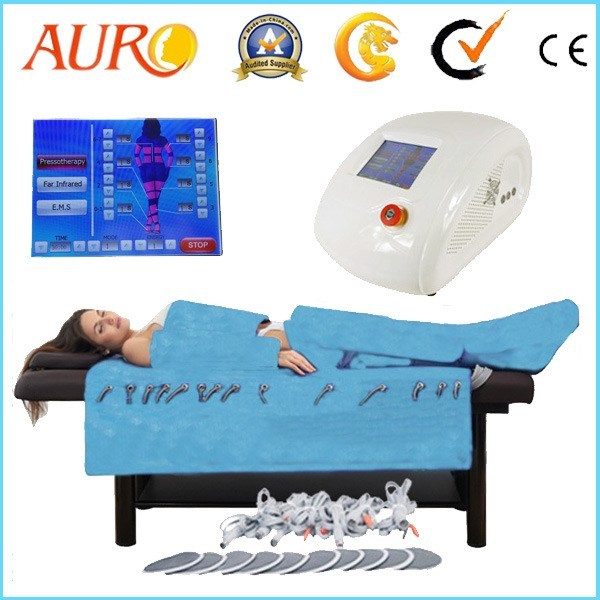 EMS Air Pressotherapy Infrared Slimming Body Suit Beauty Machine