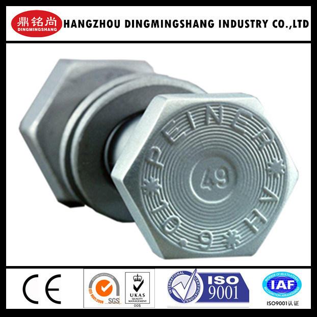 En14399-4 Structural Bolt for Steel Structure