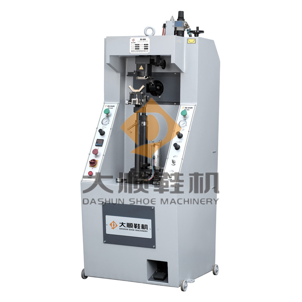 Ds-808 Fully Automatic Counter Pounding Machine for Shoe