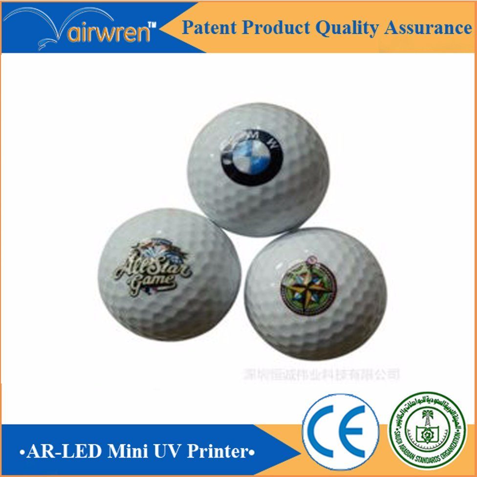 A3 UV LED Full Color Printer for Pen Golf Ball USB Card