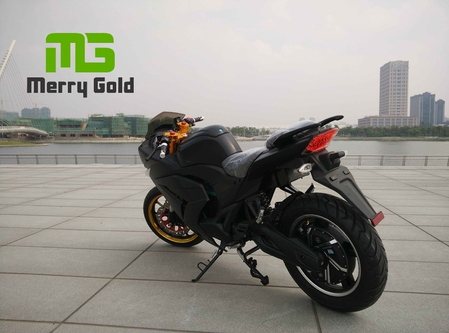 3000W 72V 30ah Lithium Battery Electric Motorcycle