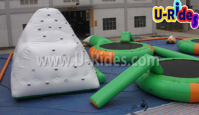 Floating Inflatable Water Park for Adults