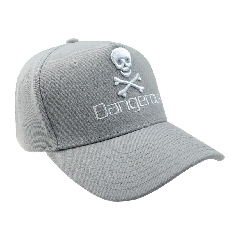 Wholesale 5 Panles Baseball Cap Golf Cap Hats and Caps Manufacturer