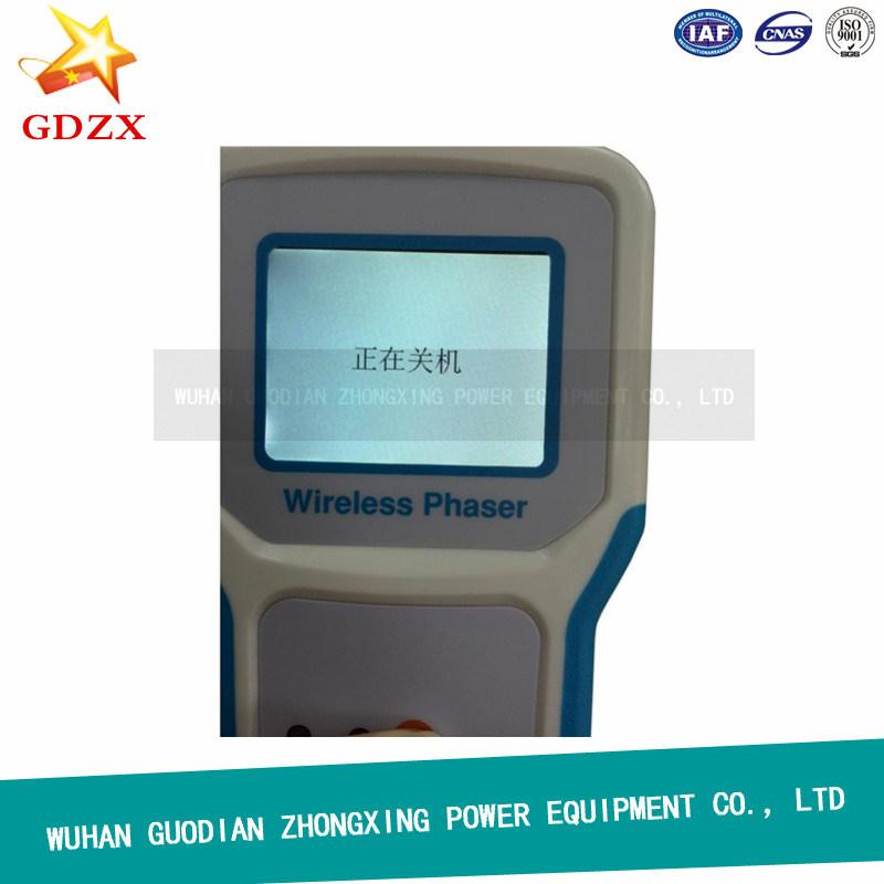 Wireless High Voltage Phase Check Instrument High Voltage Phase Detector