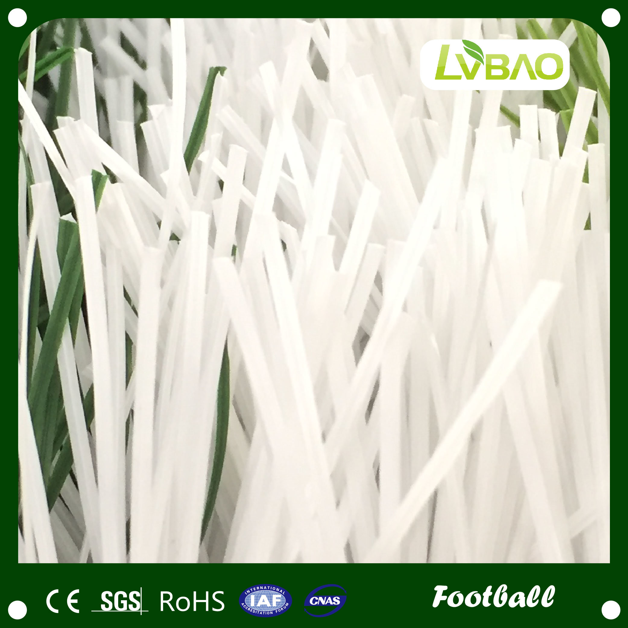 Soccer Grass Synthetic Artificial Lawn for Sporting Field