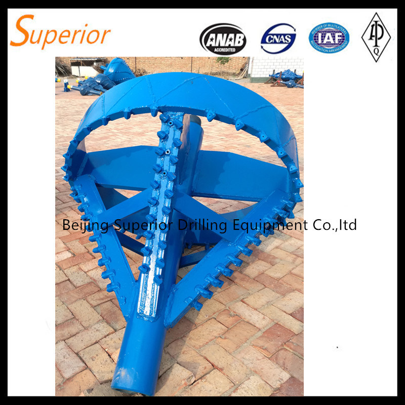 HDD Hole Opener Water Well Drilling for Bridge/High Road