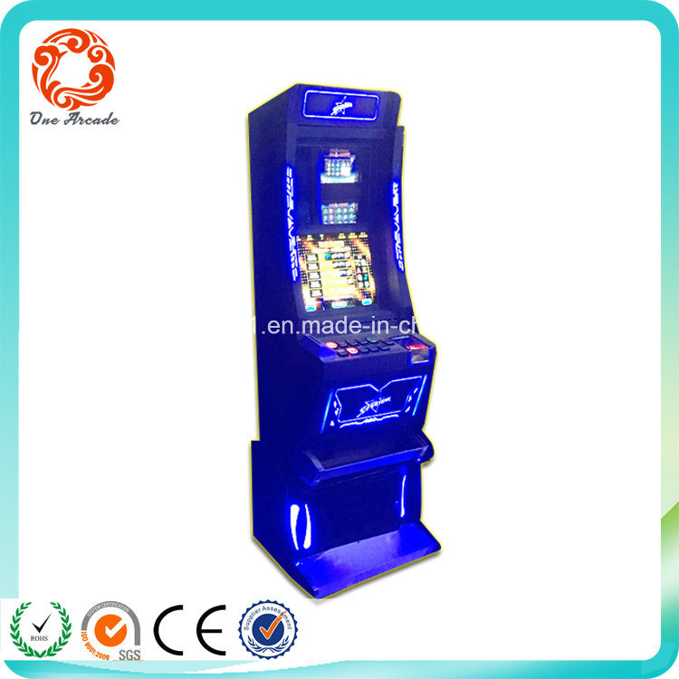 Casino Video Slot Multiple 10in1 Game Board for The USA Arcade with Bill Acceptor Installed Good Quality
