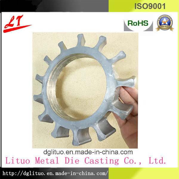 OEM CNC Machining Universal Aluminum Die Casting Wheel Hub for Mechanical/Auto Parts