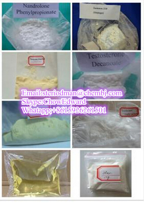 Male Muscle Gain Anti Estrogen Steriod Horomone Clomifene Citrate Powder