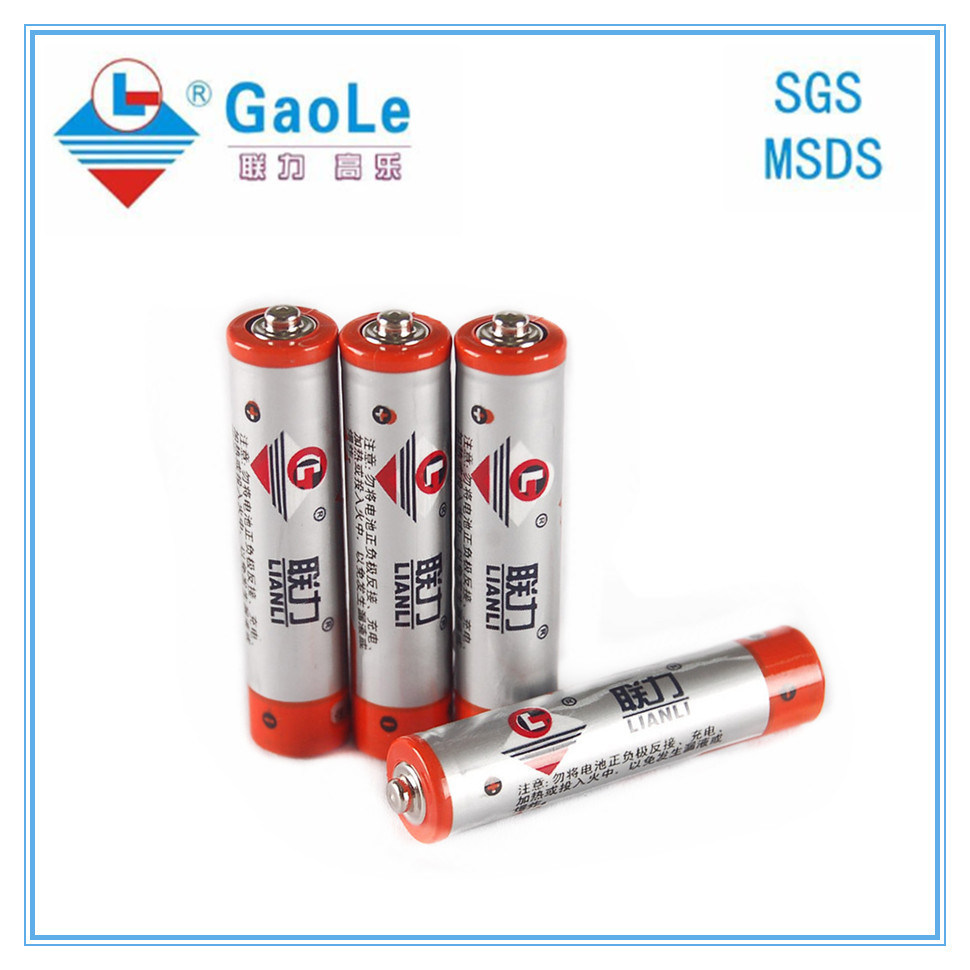 Dry Cell R03 Super Heavy Duty AAA Battery Um-4