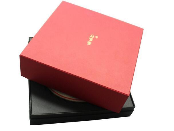 Jewelry Gift Box 3 Layers Jewellery Display Storage Box Packaging