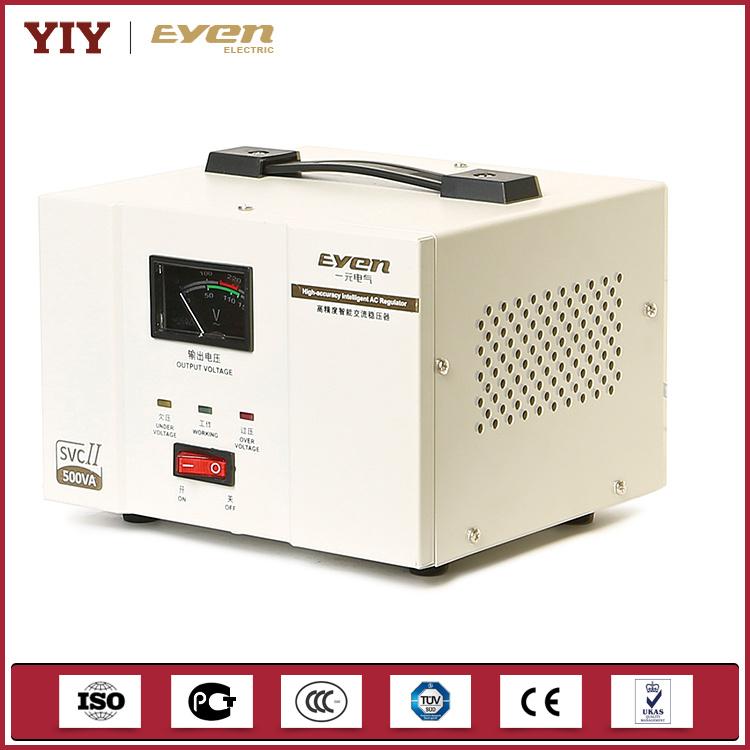 SVCII Series Servo Voltage Stabilizers