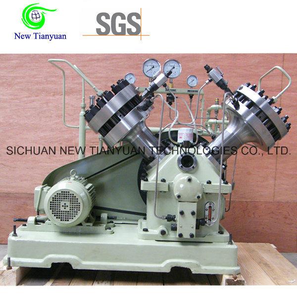 Nitrogen Gas Diaphragm Oil Free Air Compressor