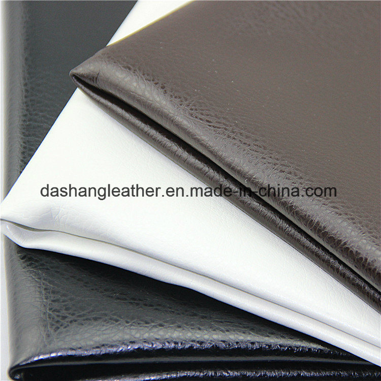 Anti-Fouling Furntiure PU Leather Ds-A1121